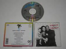 WOMACK & WOMACK/CONSCIENCE (ISLAND 259 139) CD ALBUM