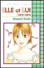 manga Elle et Lui - Kare Kano tome 20 Shojo Masami Tsuda EPUISE Tonkam EO dvd VF