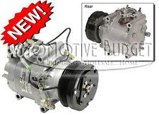 A/C Compressor w/Clutch Acura EL Honda CR-V Civic & Del Sol - NEW