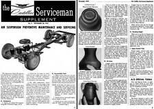 Cadillac 1959 - the Cadillac Serviceman Supplement No. 3 - November 20, 1959
