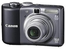 Canon PowerShot A1000 IS 10.0MP Digital Camera w/ Image Stabilizer Zoom + Case