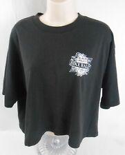 Vintage Black Hill Bike Rally Sturgis 54th Annual South Dakota Crop Top T-Shirt