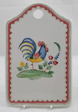Villeroy & and Boch JARDIN D'ALSACE FLEUR cheese / chopping board