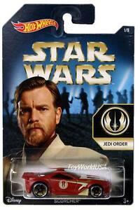 2015 Hot Wheels Disney Star Wars #1 Scorcher Jedi Order