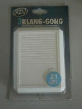 REV RITTER 3 KLANG GONG Batteriebetrieb #0046825 -NEU-