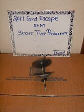 2017 Ford Escape OEM Spare Tire Retainer