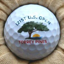 Collectible Golf Ball...2021 Open..Torrey Pines