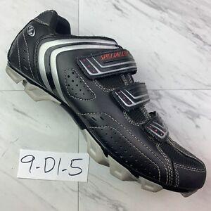 Specialized Body Geometry Cycling Shoe Woman (Size 9) Black 6118-4042 | D1-5