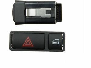 For 2001-2005 BMW 330i Hazard Flasher Switch Febi 51859BS 2002 2003 2004