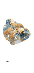 A Valentino Limited Addition Dual Birds Bangle Cant Buy Anywhere, Runway Piece