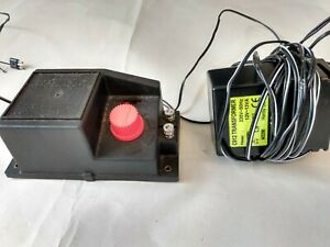 Hornby Power Controller R965 With C912 Transformer