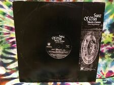 Sunz Of Man ‎Bloody Choices Wu-Tang Records ‎SPRO 30071 Vinyl Promo 1996 Scarce