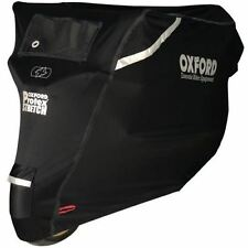 Oxford Protex Outdoor Waterproof Motorcycle Scooter Cover All Weather XL