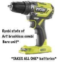 Ryobi Brushless  R18PD5 One+ 18v Combi Drill No Batteries