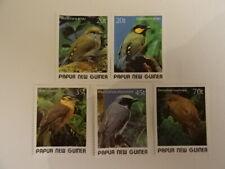 Papua new guinea 597-601 birds 1989 MNH-postfris 9.20 euro mi