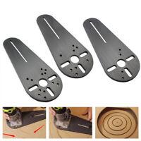 Kreisschneidvorrichtung für Elektrischen Handschneider Holzbearbeitung Fräsnut