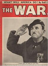 April Weekly Military & War Magazines