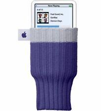 Apple iPod/iPhone sock PURPLE  [BRAND NEW]