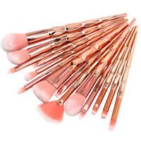 20pcs Unicorn Makeup Brushes Set Foundation Cosmetic Blush Face Powder Brush Kit