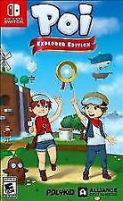 Poi: Explorer Edition (Nintendo Switch) BRAND NEW & FACTORY SEAL *Free Shipping*
