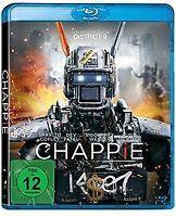 Chappie [Blu-ray]   DVD   Zustand sehr gut