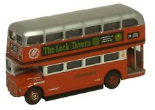 Oxford Diecast N Gauge - Golden Jub Routemaster Bus - NRM003 - 50mm (Approx)