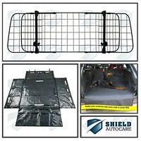 Car Boot Liner Mat Bumper Protector Mesh Grill Dog Barrier Guard WATERPROOF DUTY
