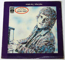 Philippines ELTON JOHN Empty Sky LP Record