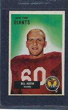 1955 Bowman #011 Bill Austin Giants EX 55B11-122515-1