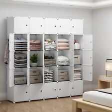 White Armoires And Wardrobes For Sale   EBay