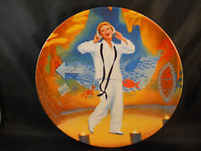 """1988 Knowles """"Honey Bun"""" South Pacific Collectible Plate # 2540 A"""