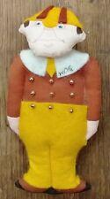 "Gladys Boalt Christmas Ornament ""Tweedle Dum"" 1980 Alice in Wonderland Series"