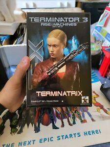 Terminatrix Mini Bust (Terminator 3) 382/3000 Gentle Giant 2003