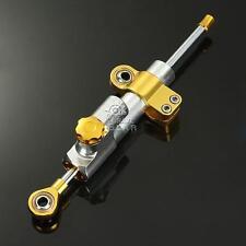 CNC Adjustable Steering Damper Stabilizer For Suzuki GSXR 600 750 1000 Katana