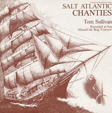 Tom Sullivan - Salt Atlantic Chanties [New CD]