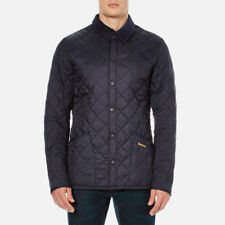Barbour Heritage Liddesdale Jacket, Navy Blue, Large, NWT