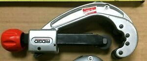 "RIDGID 31642 Model 152 Quick-Acting Tubing Cutter (1/4"" - 2-5/8"") NEW"