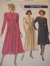 V-7655 Maternity Dress Sewing Pattern Vogue Size 12-14
