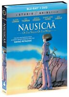Nausicaä of the Valley of the Wind Bluray + DVD 2017 BRAND NEW FAST SHIPPING