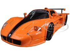 MASERATI MC 12 ORANGE 1/24 DIECAST CAR MODEL BY BBURAGO 21078