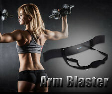 New Arm Blaster Body Building Bomber Bicep Curl Triceps Muscle Builder US