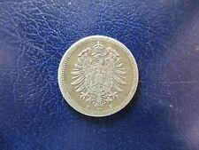 ALEMANIA 20 PFENNIG 1874 A