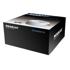 300m 135dB KRONSTAR Koaxialkabel KUPFER Antennenkabel SAT Kabel DIGITAL HD TV 3D