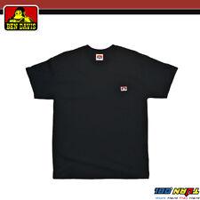 Ben Davis Classic Logo Short Sleeve Pocket Midweight Work T-shirts (6 colors)
