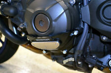YAMAHA 2016-2017 XSR 900 WOODCRAFT LEFT SIDE ENGINE STATOR COVER WITH SKID PAD