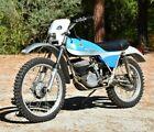 1974 Bultaco Alpina  1974 Bultaco Alpina 250 M115 Vintage MX Trials Runs Great VIDEO Matching Numbers