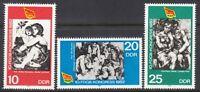 DDR Nr. 2699-2701 FDGB Kongress postfrisch