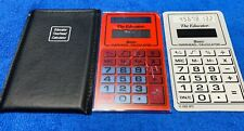 Stokes The Educator Overhead Projector Calculator GLASS - NEW In Plastic