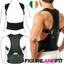 Men Women Back Posture Corrector Belt Straightener Brace Support Orthopedic Vest