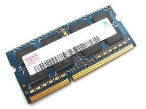 Hynix HMT351S6CFR8C-H9 4GB 2Rx8 204-Pin SODIMM PC3-10600S DDR3 Laptop Memory